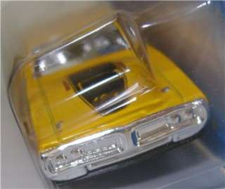1971 DODGE CHARGER YELLOW HOT WHEELS DIECAST 164