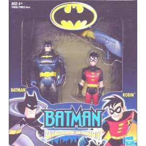 Gate Keepers of Gotham City Batman and Robin 2 Pack of
