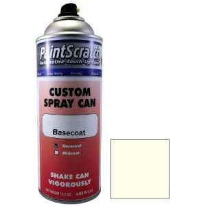 12.5 Oz. Spray Can of Chiffon White Touch Up Paint for 1981 Porsche