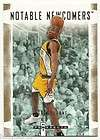 2007 08 fleer hot prospects notable newcomers 1 kevin durant