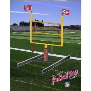 Kansas City Chiefs NFL Football Toss Game Sports