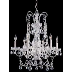 By Crystorama Lighting Richmond Collection Polished Chrome