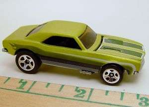 HOT WHEELS 67 CHEVY CAMARO CLASSIC MUSCLE CAR