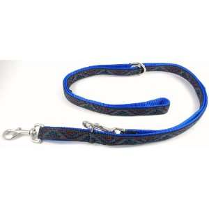 Hamilton 1 European Multi Use Nylon Dog Lead, Southwest Pattern