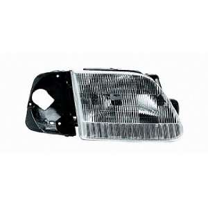97 97 Ford F Series Heritage Pickup Headlight (Passenger Side) (1997