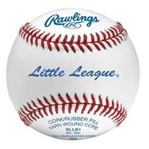 Rawlings RLLB 1 Little League Baseball (DZN)
