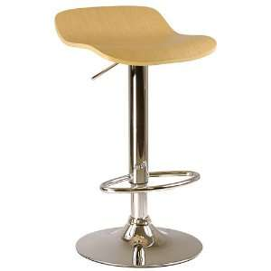 Kallie Air Lift Adjustable Stool (Set of 2)