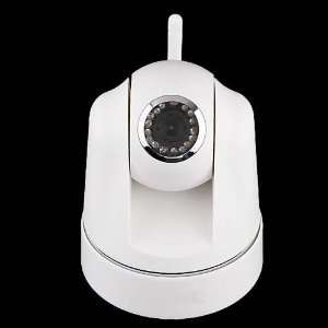 wired wifi ir led security ip camera nightvision white