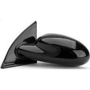 Get Crash Parts Gm1320186 Door Mirror, Manual, Coupe, Gloss Black