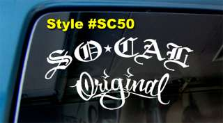 SO CAL VINYL INDUSTRIES ANGEL Sticker SKIN DEVIL GOD SC