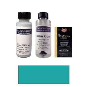2 Oz. Ocean Blue Metallic Paint Bottle Kit for 1991 Rolls