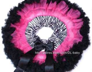 Child baby toddler kids Girls skirt Princess bows Pettiskirt Tutu 1 7