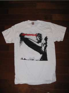 LED ZEPPELIN T SHIRT ( 1st LP COVER )