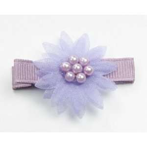 Stylish Pearl Flower   Baby Girl & Toddler Hair Clip