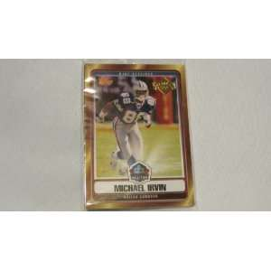 Topps Hall of Fame Football Trading Cards (2007) Sports