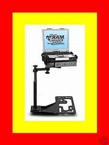 RAM VB 168 SW1 LAPTOP MOUNT FOR PETERBILT SEMI TRUCKS