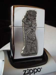 CIGAR STORE INDIAN STAUE NIAGARA FALLS ZIPPO LIGHTER 96