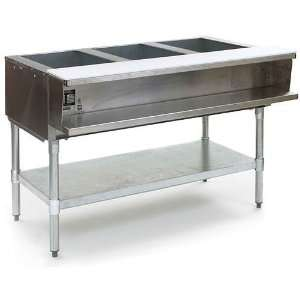 Eagle SHT3 240 3 Well Electric Sealed Well Hot Food Table