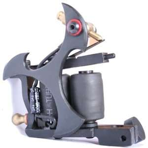 darksteel Handmade Tattoo Machine 10 wraps shader liner GUN e010863