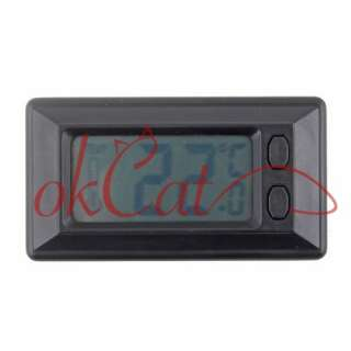 LCD Digital Wall Car Indoor Temperature Thermometer