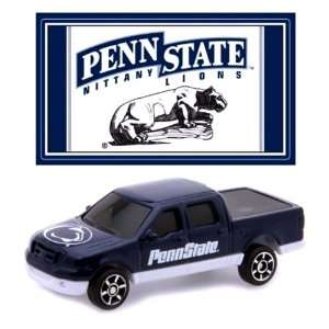 STATE NITTANY LIONS NCAA 1   87 Scale Ford F 150 Pick up Diecast Truck