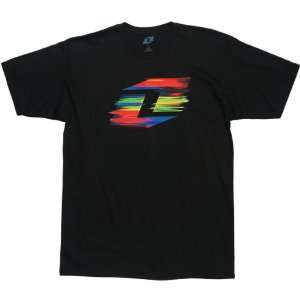 One Industries Speedy Mens Short Sleeve Racewear T Shirt/Tee   Black