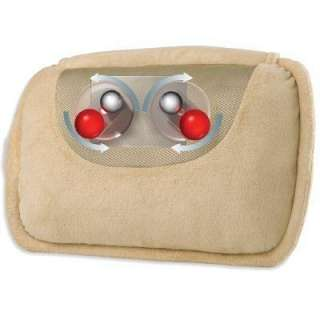 HoMedics Shiatsu Massage Pillow With Heat SP 10H