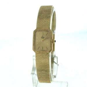 Concord Classic Mini Yellow Gold Ladies Pre owned Watch