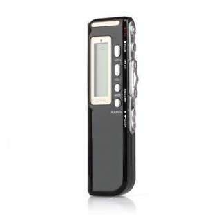 Digital Spy Audio Voice Recorder Dictaphone Pen Flash Drive  Player