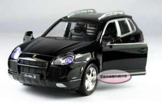 New Porsche Cayenne Turbo 132 Diecast Model Car With Sound&Light