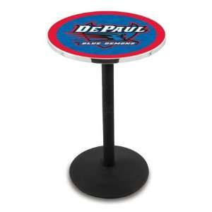 36 DePaul Counter Height Pub Table   Round Base