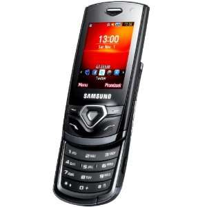 SAMSUNG Shark 2 BLACK [ GT S5550 ] 5 MEGAPIXEL CAMERA WITH