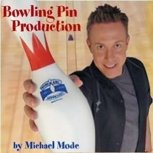 Bowling Pin Production   General Magic trick Toys & Games