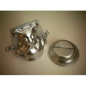 Wilton Mini Stand up Bear Cake Pan    as shown    with