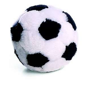 Ethical Plush Soccer Ball Dog Toy, 4 1/2 Inch Pet
