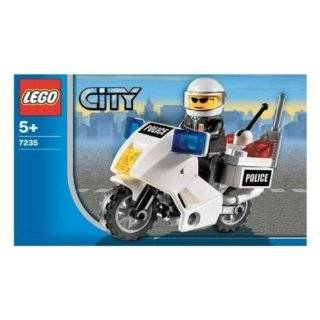 Lego City Mini Figure Set #1247 Patrol Car Toys & Games