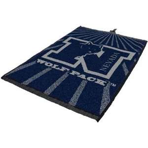 Nevada Wolf Pack NCAA Golf Towel