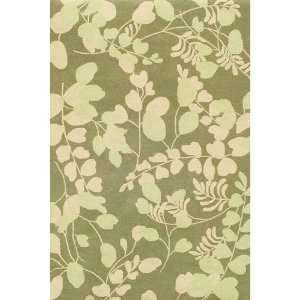 Green Indoor/Outdoor Rug   HRVLG   8 x 10 Rectangle