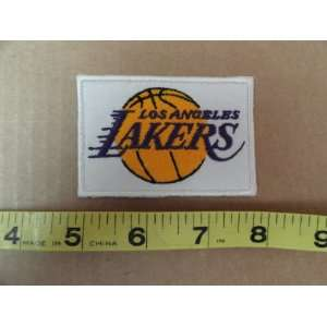 Los Angeles Lakers Basketball Patch