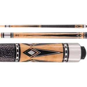 McDermott 58in Star S27 Two Piece Pool Cue  Sports