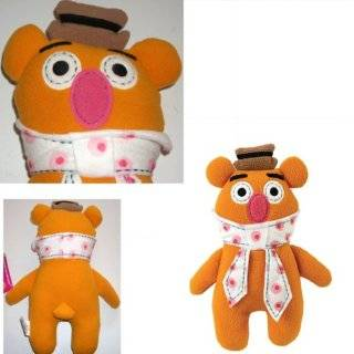 Disney Muppets Fozzie Bear 8 Plush Doll Toy  Toys & Games