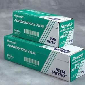 Light Duty PVC Film Roll with Cutter Box in Clear