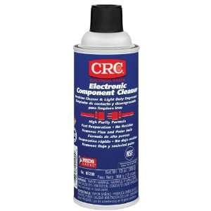 CRC 02200 16oz Aerosol Spray Electrical Components Cleaner