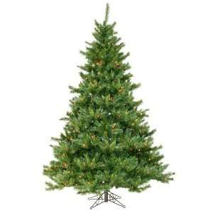 7.5 Pre Lit Imperial Pine Artificial Christmas Tree