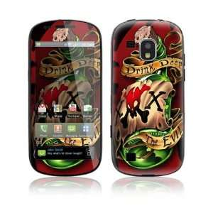com Bottle Decorative Skin Cover Decal Sticker for Samsung Continuum
