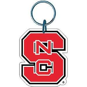 North Carolina State Wolf Pack NCAA Key Ring