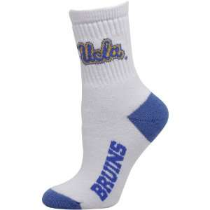 NCAA UCLA Bruins Ladies White Light Blue Dual Color Team