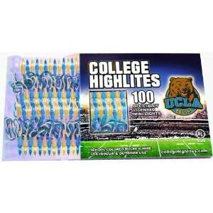 NCAA UCLA Bruins 100 ct. Team Color Mini Lights Sports