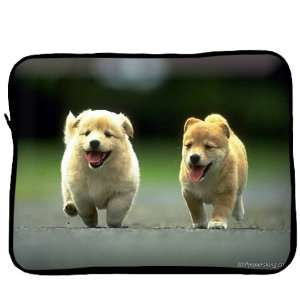 dog very cute Zip Sleeve Bag Soft Case Cover Ipad case for