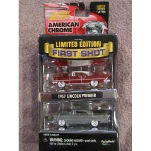 Johnny Lightning American Crome 1957 Lincoln Premier Toys